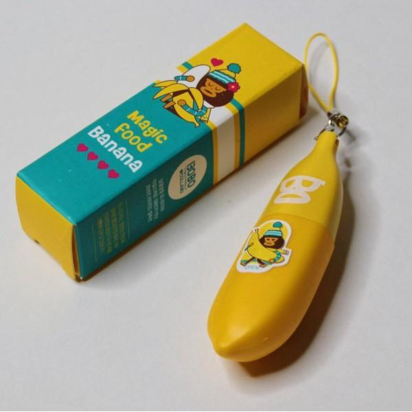 Бальзам для губ Tony Moly Magic Food Banana Lip Balm