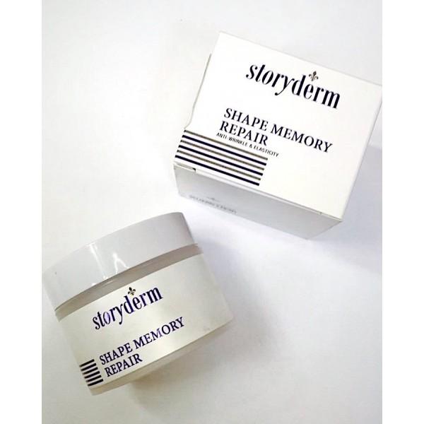 STORYDERM SHAPE MEMORY REPAIR омолаживающий и моделирующий крем