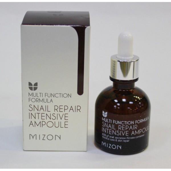 MIZON Snail Repair Intensive Ampoule Улиточная сыворотка для лица (80%)