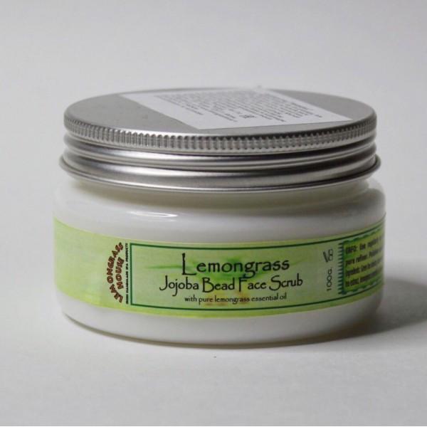 Lemongrass House Скраб для лица