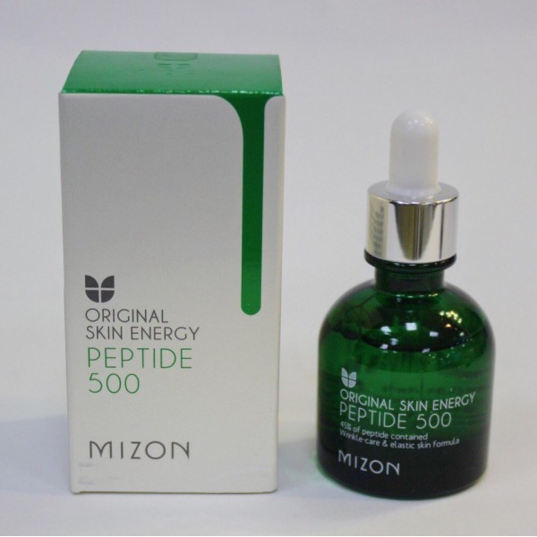 Mizon Original Skin Energy Peptide 500 Антивозрастная пептидная сыворотка