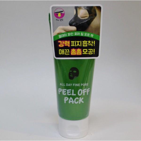 Scinic Peel off pack Маска-пленка для глубокого очищения пор