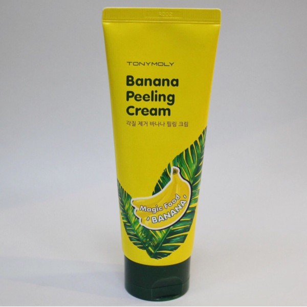 Tony Moly Magic Food Banana Peeling Cream Банановый пилинг-крем