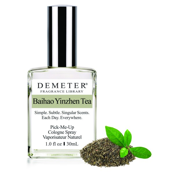 DEMETER Духи о согревающем: «Белый чай Инь Чжень» (Baihao Yinzhen Tea)