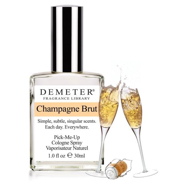 DEMETER Духи о празднике: «Шампанское» (Champagne Brut)