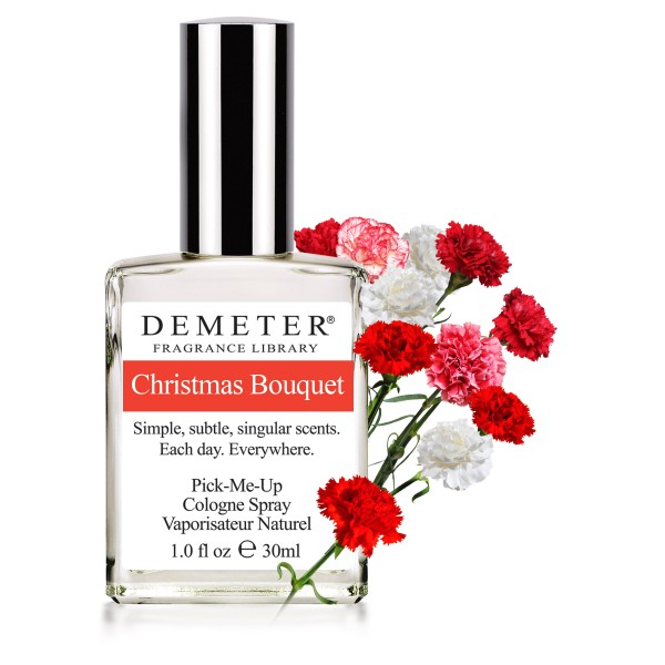 DEMETER Духи «Рождественский букет» (Christmas bouquet)