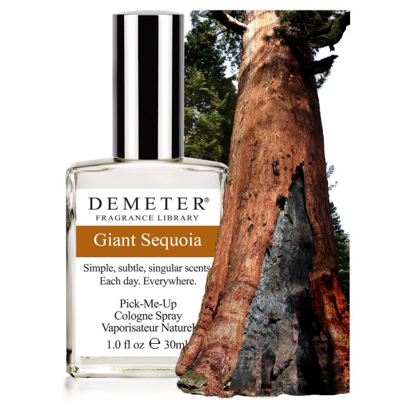 DEMETER Духи о высоком: «Гигантская секвойя» (Giant Sequoia)