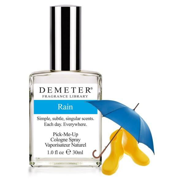 DEMETER Духи о счастье: «Летний дождь» (Rain)