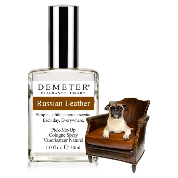 DEMETER Духи «Cuir de Russie» (Russian Leather)