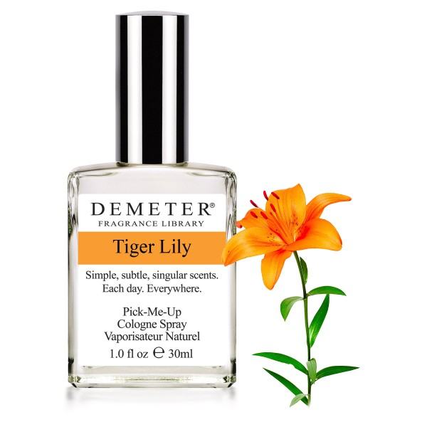 DEMETER Духи «Тигровая лилия» (Tiger lily)