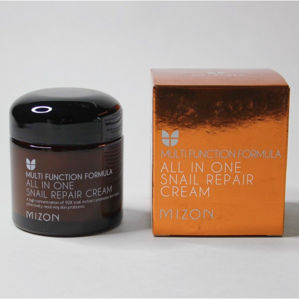 Крем для лица Mizon All In One Snail Repair Cream