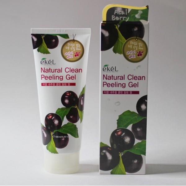 Пилинг-скатки для лица Ekel Natural Clean Peeling Gel