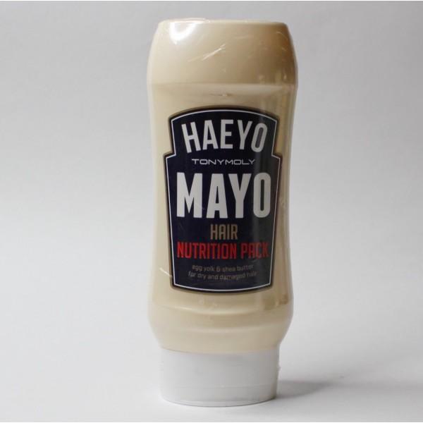 Tony Moly Haeyo Mayo Hair Nutrition Pack Питательная маска для волос